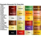 Внешний вид - PEARSALL SILK THREAD      Great colors Available   Fly Tying  &  Rod  Building