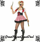 Costume Leg Avenue 83088 3 pcs Pirates Of The Caribbean Wench Sexy Holiday Party