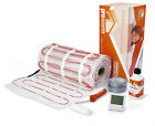 ProWarm™  Electric Underfloor Heating mat kit 200w per m² All Sizes in listing