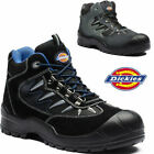 DICKIES MENS STORM SAFETY WORK BOOTS STEEL TOE CAP & MIDSOLE SIZE UK 4 - 12