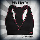 Zumba Fitness ~ Sexy TRIBE V-BRA TOP ~ 3 colors ~ most Sizes ~ NEW Workout Gear