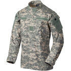 HELIKON US PATROL ACU RIPSTOP TACTICAL COMBAT ARMY MILITARY SHIRT DIGITAL CAMO