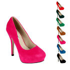 High Heels Schuhe Gr. 35-40 Damen Pumps 95281 New Look