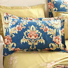 New 100%Cotton PillowCases 45cm x 75cm Decorative Bed Couch Cushion Covers Linen