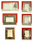 Photo Frames for Police, Fire, Military and Other Professionals - 4x6 & 5-1/2x3