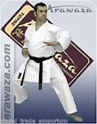 NEW ARAWAZA TOPAZ KARATE SUIT GI UNIFORM 14oz WKF Size 195/200/205/210/215 & 220