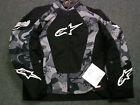 Alpinestars Stella Sniper Jacket, Black Camo, LG, XL, motorcycle ladies jacket