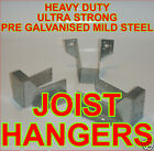JOIST HANGER Jiffy Type - Galvanised   DIFFERENT SIZES AND QUANTITY AVAILABLE