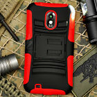 Samsung Galaxy S2 4G D710 Case Cover Advance Armor Protector Boost Mobile Sprint