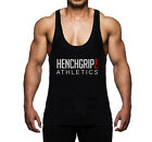 STRINGER VEST - BODYBUILDING VEST - GYM VEST - WEIGHTLIFTING VEST - ZYZZ VEST