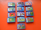 Leapfrog Leapster and Leapster 2 Cartridges Cars Toy Story Disney Dora Batman
