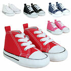 baby trainers 1 2 3 CONVERSE All Star Crib Infant Toddlers Shoes Chuck Taylor