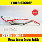 NEW MOSSO Cooling Ventilation holes Road Racing Fixed MTB Bike Color Saddle Seat