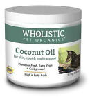Natural and Organic Dog Supplements Made in USA - Coconut Oil