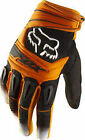 NEW 2013 FOX PAWTECTOR OFF-ROAD GLOVE BLACK/ORANGE WAS $36.95 NOW $31.99!