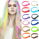 Wholesale Woman's Synthetic Grizzly Clip on/in Hair Extensions 12color Wig KAP09