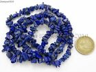 Natural Gemstone 5-8mm Chip Beads 35'' Lapis Hematite Turquoise Malachite Coral