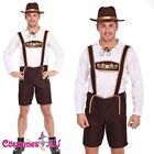 Mens Lederhosen Oktoberfest Octoberfest Bavarian German Beer Costume