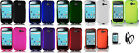 LCD+CC+ Solid Hard Cover Case for Huawei Ascend Y M866 / H866C Phone