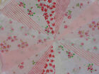 Handmade Fabric Bunting Pastel design Weddings 40ft - 20ft floral Vintage Shabby