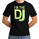 DJ House Music New Top Men Women Glowing T-Shirt Headphones Dance Retro Pop *g26