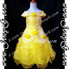 #BE01 BeIIe Princess/Fairytale/Birthday/Party Costume Fancy Dress 2-10 Years