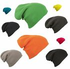 MB Slouch Beanie Hat - 10 Colours Oversized Beany - Casual Stylish Unisex Warm