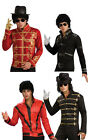 LICENSED H/S RED MILITARY JACKET FANCY DRESS HALLOWEEN COSTUME