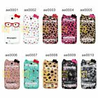 Hello Kitty TPU Case Cover Skin for Samsung Galaxy Note 2 II N7100 10 styles New