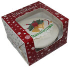 "6x6x4"" Christmas Cake Boxes **choose quantity**"