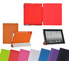 Magnetic Ultra Slim Smart Cover Stand Case For Apple iPad Retina Display 2 3 & 4