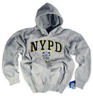 NYPD Hoodie Sweat shirt Licensed By The NYPD