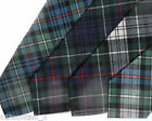 Tartan Tie MacKenzie or Pocket Square Scottish Plaid Ships free in US