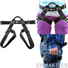 FREE POSTAGE High Quality Half Body Speed Harness / Climbing / Zip Wire All Size
