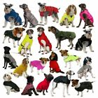 Ancol Muddy Paws Jacket Waterproof Warm Dog Coat All Weather Puppy Coats