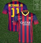 BNWT - Official Nike Barcelona Home Shirt - NEYMAR JR 11 - FCB / Barca - 2013/14