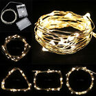 Lot 5pcs 3M Warm White 30LED Copper Wire LED String Fairy Lights Lamp for Decor