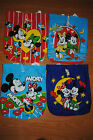 Mickey Mouse and Minnie shoulder gift shopping summer beach bag, school bag next