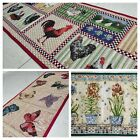 BuyElegant Machine Washable Anti Skid Jacquard / Tapestry Rugs Super Absorbent