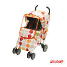 Manito Luxury Harmony Rain snow Cover for baby stroller wind sun weather shield