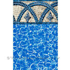 "54"" High Catalina Unibead Above Ground Swimming Pool Liner 25 GAUGE- CHOOSE SIZE"