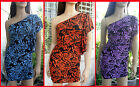New chic women summer sexy 1 lace shoulder wrinkle body mini dress DB-158