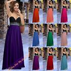 2015 Bridesmaid Dresses Prom Evening Dress Wedding Gown Party Formal Size 6-26