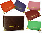 Oyster Card Travel Card Bus Pass Holder Wallet Railcard Cover Case