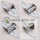 14 Gauge Heavy Duty Garage Door Hinges 1 - 6