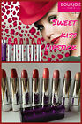 BOURJOIS SWEET KISS NATURAL LIPSTICK CHOICE OF SHADES RRP 7.99