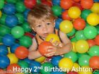 OWN PERSONALISED PHOTO A4 ICING SHEET/RICE/WAFER PAPER CAKE TOPPER