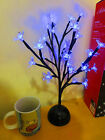 Cherry Tree Blossom Lamp Pink White Red Blue Conservatory lamp mood light Reduce