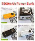 Power Bank External Backup Battery Charger for iPhone iPad Samsung Tablet HTC