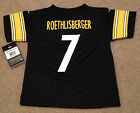 Ben Roethlisberger Pittsburgh Steelers Nike Jersey TODDLER 2T, 3T or 4T Youth